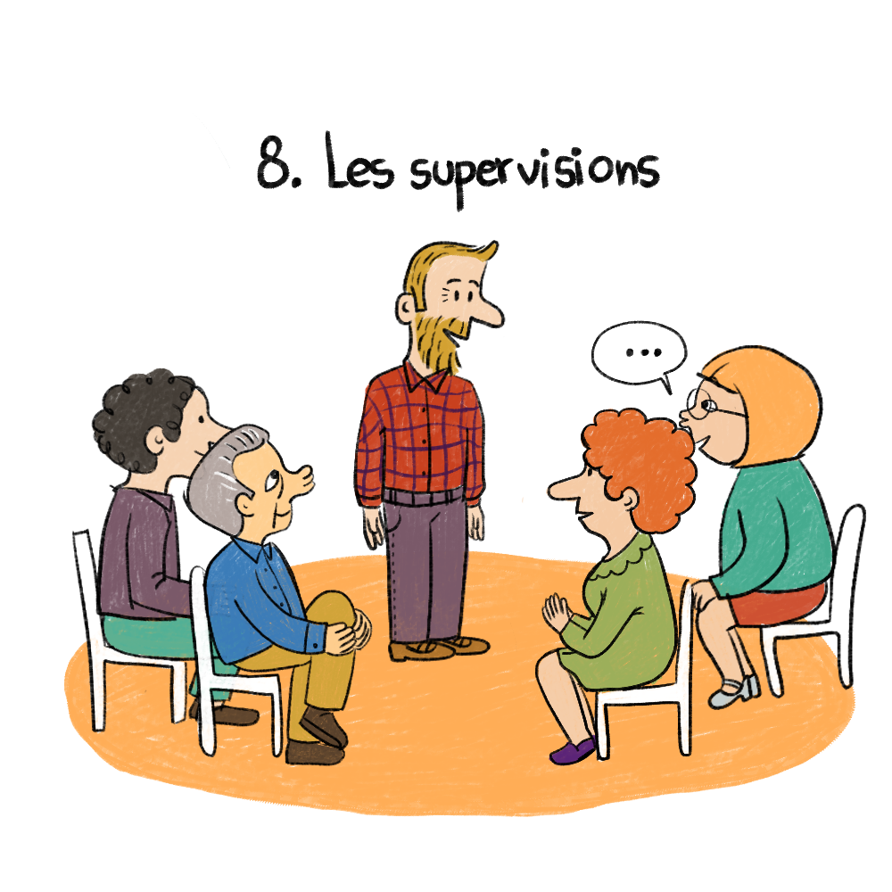 8. Les supervisions